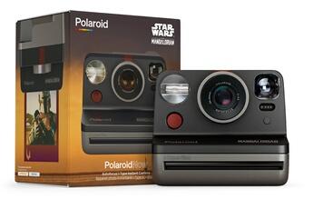 Polaroid Now Appareil Photo instantané i-Type - The MandalorianT Edition