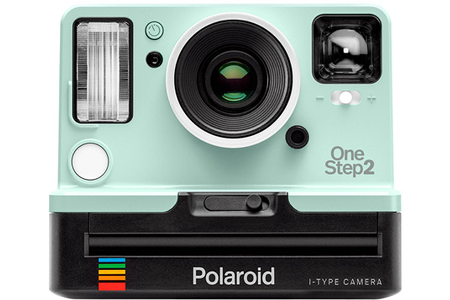 appareil photo instantan polaroid originals onestep 2 vert bleu avec viseur darty. Black Bedroom Furniture Sets. Home Design Ideas