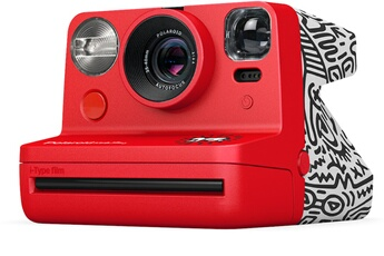 Appareil photo instantané Polaroid Now Edition Keith Haring 2021 - Appareil photo instantan?