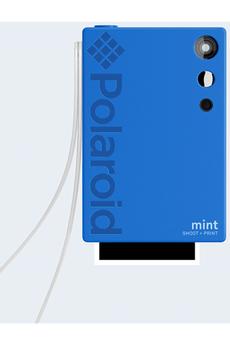 510c4805d0b3c Appareil photo instantané MINT Camera Bleu Polaroid