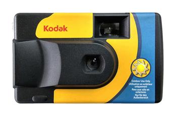 Appareil photo jetable Kodak PRET A PHOTOGRAPHIER DAYLIGHT/JOUR 39 POSES