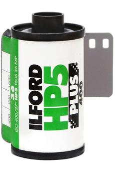 Pellicule Ilford. 120 HP5+