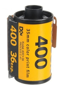 Pellicule Kodak ULTRAMAX 400 GC 36P