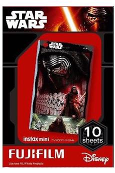 Papier photo instantané FILM INSTAX MINI STAR WARS Fujifilm