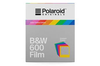 Papier photo instantané FILM NOIR ET BLANC CADRE COULEUR 4523 Polaroid  Originals 9531c45a14ce