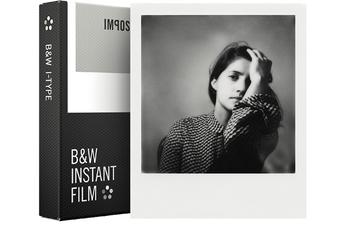 Papier photo instantané FILM NOIR ET BLANC 4521 Impossible