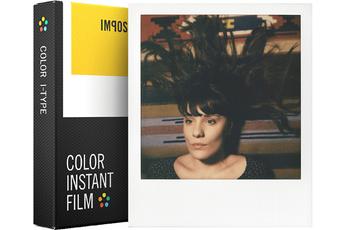 Papier photo instantané FILM COULEUR 4520 Impossible