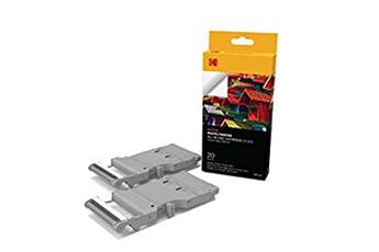 Papier photo instantané Cartouche et papier PMC20 pour imprimante Mini Printer PM-210 - 20 photos Kodak