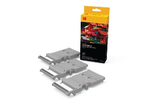 Kodak Cartouche et papier PMC30 pour imprimante Mini Printer PM-210 - 30 photos