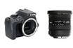 Canon EOS 100D NU + SIGMA 10-20 MM F3,5 EX DC HSM photo 1