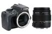 Canon EOS 100D NU + SIGMA 18-250 MACRO DC OS photo 1