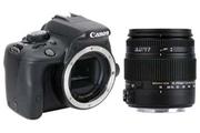 Canon EOS 100D NU + SIGMA 18-250 MACRO DC OS