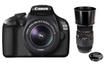 Canon EOS 1100D 1855 DC + SIGMA 70-300 F4-5.6 DG photo 1