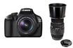 Canon EOS 1100D 1855II IS + SIGMA 70-300 F4-5.6 DG photo 1