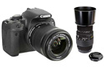 Canon EOS 700D + 18-55 IS STM + Sigma 70-300mm F4-5.6 DG Macro pour Canon photo 1