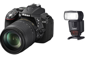 Nikon D5300+18-105+FLASH