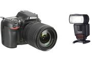 Nikon D7100+18-105+FLASH