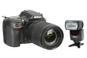 Nikon Nikon D7100 + 18-105VR + SB 700