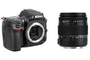 Nikon D7100 NU + SIGMA 18-250 MM MACRO DC OS