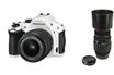 Pentax K-30 BLANC + 18-55 + SIGMA 70-300 MM 4-5,6 DG APO photo 1