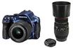 Pentax K-30 BLEU + 18-55 + SIGMA 70-300 MM 4-5,6 DG APO photo 1