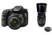 Sony SLT A58K + 18-55 MM + SIGMA 70-300 MM F4-5,6 DG photo 1