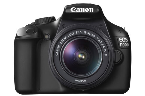 Canon EOS 1100D 18-55II IS