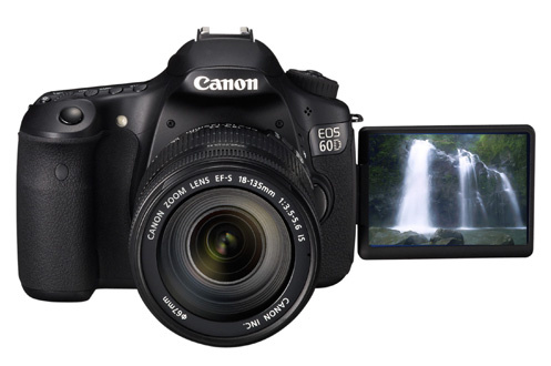 Canon EOS 60D 18-135 IS