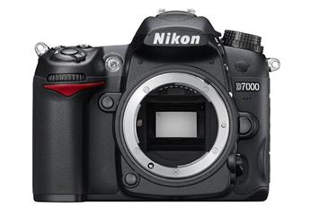 Reflex Nikon D7000 NU