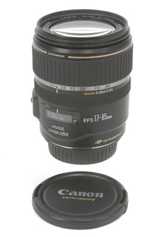 Objectif photo EF-S 17-85mm f/4-5.6 IS USM Canon