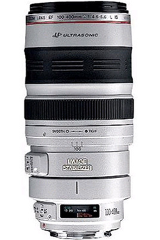 Objectif photo EF 100-400mm f/4.5-5.6L IS USM Canon