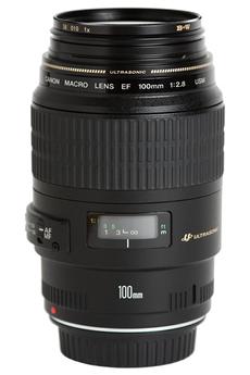 Macro EF 100 f/2.8 L IS  USM