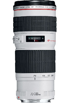 Objectif photo EF 70-200mm f/4L USM Canon