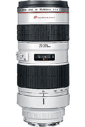 Objectif photo Canon EF 70-200mm f/2.8L USM