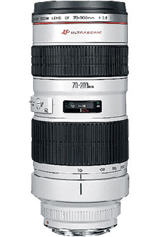 Objectif photo EF 70-200mm f/2.8L USM Canon