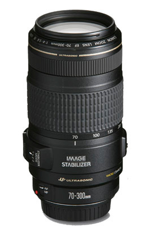 objectif photo canon ef 70 300mm f 4 5 6 is usm darty
