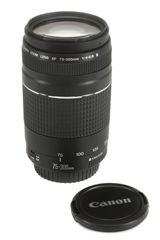 Objectif photo EF 75-300 mm f/4-5,6 III Canon