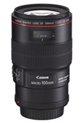 Objectif photo Canon EF 100mm f/2.8L Macro IS USM