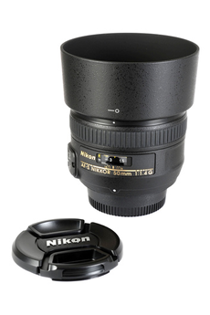 Objectif photo AF-S NIKKOR 50mm f/1.4G Nikon