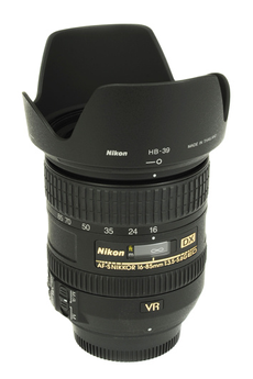 Objectif photo AF-S DX NIKKOR 16-85mm f/3.5-5.6G ED VR Nikon