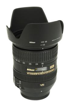Nikkor AF-S DX Nikkor 16-85mm f/3.5-5.6G ED VR
