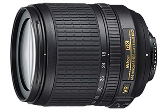 Objectif photo AF-S DX 18-105 MM Nikon