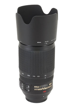 Objectif photo AF-S VR Zoom-Nikkor 70-300mm f/4.5-5.6G IF-ED Nikon