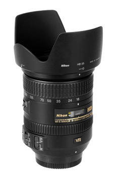 Objectif photo AF-S DX NIKKOR 18-200mm f/3.5-5.6G ED VR II Nikon