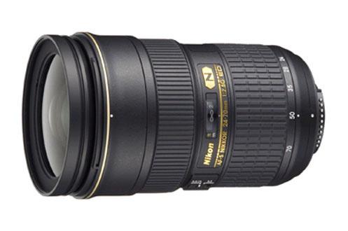 Objectif photo AF-S NIKKOR 24-70mm f/2.8G ED Nikon