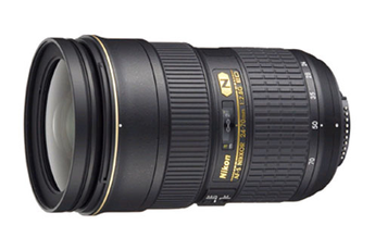 Objectif photo AF-S NIKKOR 24-70mm f/2.8G ED Nikon