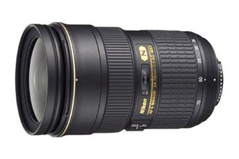 Objectif zoom Nikon AF-S NIKKOR 24-70mm f/2.8G ED