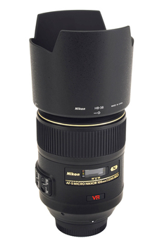 Objectif photo AF-S VR Micro-Nikkor 105mm f/2.8G IF-ED Nikon