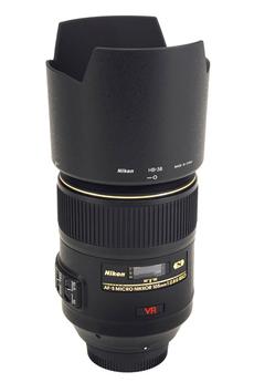 Nikkor AF-S VR 105mm f/2.8G IF-ED