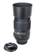 Objectif photo Nikon AF-S DX NIKKOR 55-300mm f/4.5-5.6G ED VR